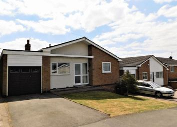 Thumbnail 3 bed detached bungalow for sale in Hawthorne Drive, Thornton, Coalville