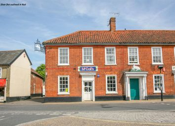 Thumbnail 2 bed flat for sale in High Street, Wickham Market, Woodbridge