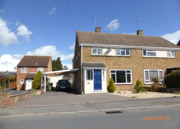 Thumbnail 3 bed semi-detached house to rent in Two Hedges Road, Bishops Cleeve, Cheltenham
