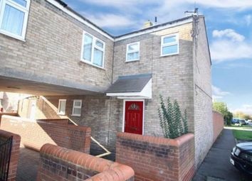 Thumbnail 3 bed terraced house for sale in Nene Road, Huntingdon, Cambridgeshire