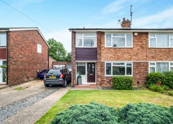 Thumbnail 3 bed semi-detached house for sale in Kilby Close, Watford