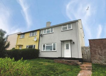 Thumbnail 3 bedroom semi-detached house to rent in Grenville Avenue, Torquay