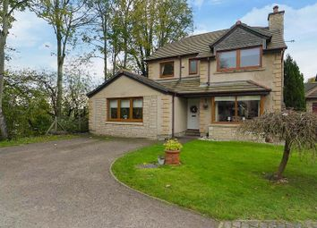 Thumbnail 5 bed detached house for sale in Admiralty Wood, Almondbank, Perthshire