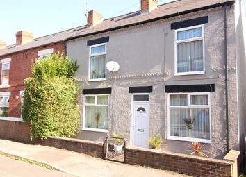 Thumbnail 3 bed end terrace house for sale in Watkinson Street, Heanor, Derbyshire