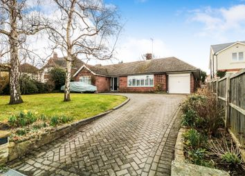 Thumbnail 4 bed detached bungalow for sale in Middle Street, Nazeing, Waltham Abbey