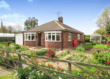 Thumbnail 3 bed detached bungalow for sale in Main Street, Fenton, Newark