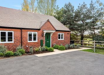Thumbnail 2 bed semi-detached bungalow for sale in Spangle Way, Bidford-On-Avon, Alcester, Warwickshire