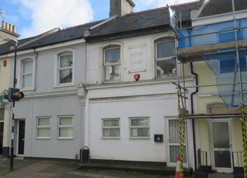 1 bed flat for sale in Wilton Street, Stoke, Plymouth PL1