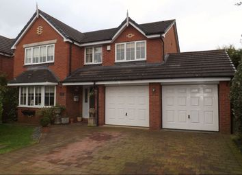Thumbnail 4 bed detached house for sale in Chartwell Grove, Darnhall, Winsford