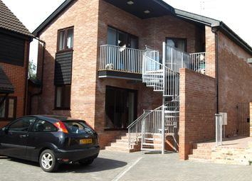 Thumbnail 2 bed flat to rent in Tavern Court, Stowmarket