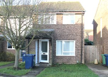 Thumbnail 3 bed end terrace house to rent in Westrup Close, Oxford