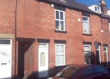 Thumbnail 2 bed terraced house for sale in Eastwood Road, Sheffield