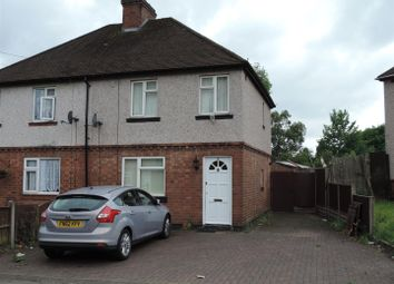 Thumbnail 3 bedroom property to rent in Queen Margarets Road, Canley, Coventry