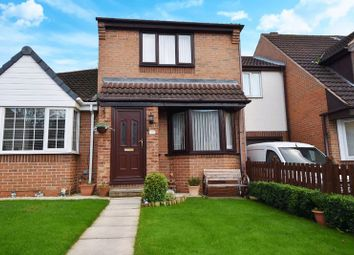 Thumbnail 2 bed semi-detached house for sale in St. Michaels Green, Normanton
