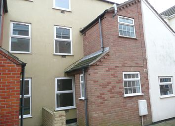 Thumbnail 2 bed town house to rent in Marine Passage, Great Yarmouth