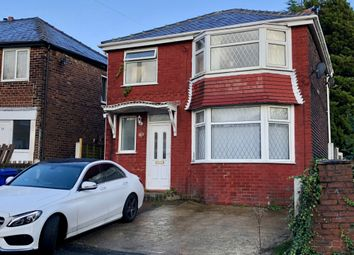 Thumbnail 3 bed detached house for sale in Holyrood Road, Prestwich, Manchester