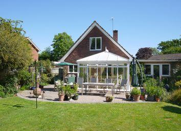 Thumbnail 3 bed detached house for sale in Grange Close, Everton, Lymington, Hampshire
