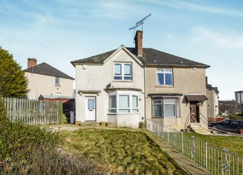 Thumbnail 3 bed semi-detached house for sale in Chestnut Street, Parkhouse, Glasgow