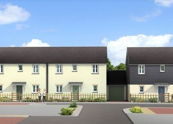 Thumbnail 2 bed semi-detached house for sale in Plot 23, St Anns Chapel, Gunnislake, Cornwall