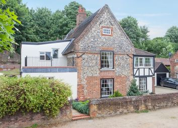 Thumbnail 4 bedroom link-detached house for sale in High Street, Coltishall, Norwich
