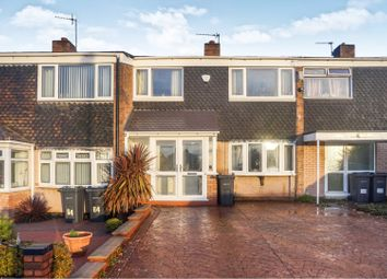 Thumbnail 3 bed terraced house for sale in The Lea, Birmingham