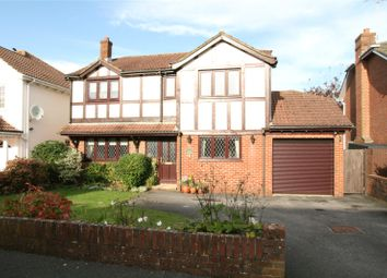 Thumbnail 4 bed detached house for sale in Hares Green, Littledown, Bournemouth