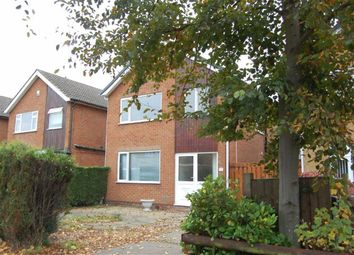 Thumbnail 3 bed detached house to rent in Park Road East, Calverton, Nottingham
