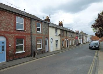 Thumbnail 3 bed terraced house for sale in St. Marys Road, Cowes