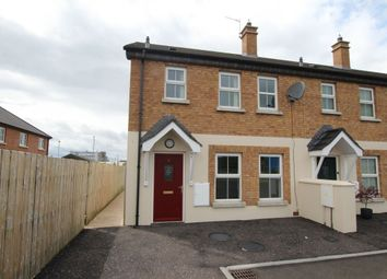 Thumbnail 3 bed terraced house for sale in Ferrard Meadow, Antrim