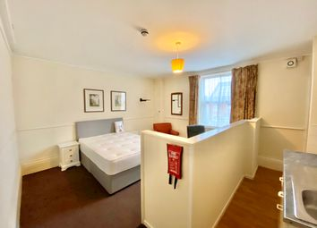 Thumbnail Studio to rent in Newsums Villas, Carholme Road, Lincoln