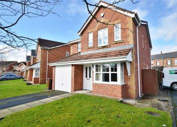 Thumbnail 4 bed detached house for sale in Meadow Field, Hindley Green, Wigan