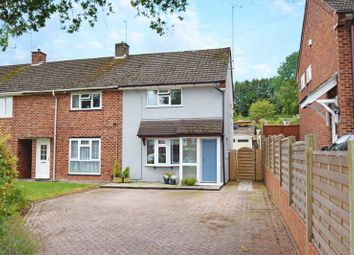 Thumbnail 2 bed end terrace house for sale in Throckmorton Road, Redditch