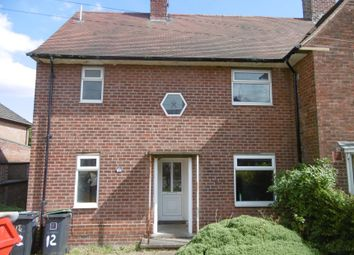 Thumbnail 3 bedroom semi-detached house for sale in 12 Lawrence Avenue, Eastwood, Nottingham