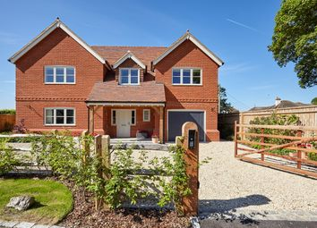 Thumbnail 4 bed detached house for sale in Old Bix Road, Bix, Henley-On-Thames