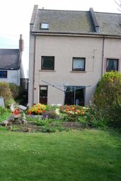 Thumbnail 3 bed end terrace house for sale in West Street, Johnshaven, Montrose