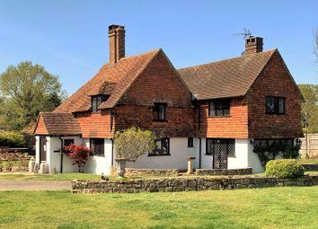 Thumbnail 3 bed detached house for sale in Spy Lane, Loxwood, Billingshurst