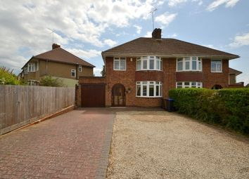 Thumbnail 2 bed semi-detached house to rent in Kingsway, Northampton