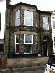 Thumbnail 2 bed flat to rent in Denmark Road, Lowestoft