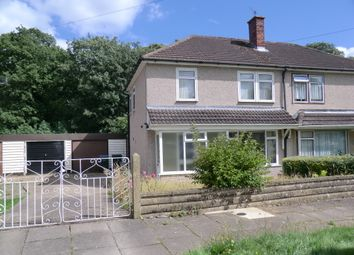 Thumbnail 4 bed semi-detached house for sale in Marina Close, Coventry