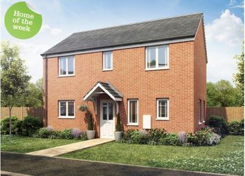 Thumbnail 3 bed detached house for sale in Plot 172 Clayton Wch, Cardea, Peterborough