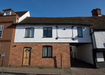 Thumbnail 2 bed terraced house to rent in Omega Court, Crib Street, Ware