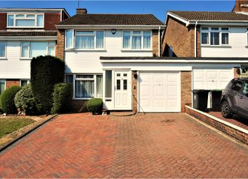 Thumbnail 3 bed semi-detached house for sale in Ardmore Lane, Buckhurst Hill