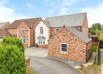 Thumbnail 5 bed detached house for sale in Coachmans Court, Great Gonerby