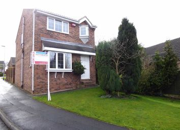 Thumbnail 3 bed detached house for sale in Churchgate, Gildersome, Leeds, West Yorkshire