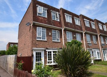 Thumbnail 3 bed town house for sale in Lansbury Avenue, Chadwell Heath, Romford