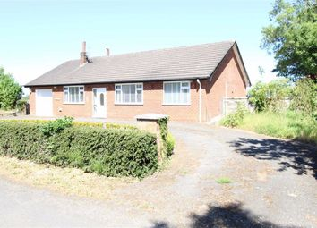 Thumbnail 3 bed detached bungalow to rent in School Lane, Warrington, Cheshire