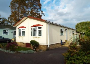 Thumbnail 2 bed mobile/park home for sale in Littleport, Ely, Cambridge
