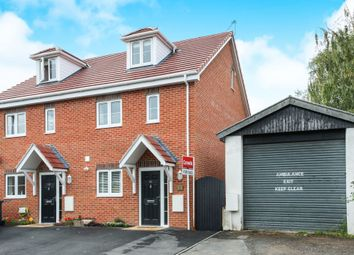 Thumbnail Semi-detached house for sale in Parsonage Road, Amesbury, Salisbury