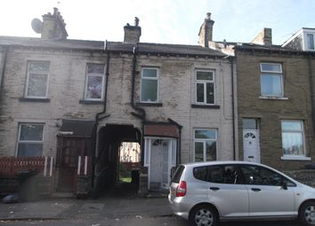 Thumbnail 1 bed terraced house to rent in Westpark Road, Bradford