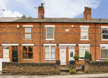 2 bed terraced house for sale in St. Albans Road, Arnold, Nottinghamshire NG5